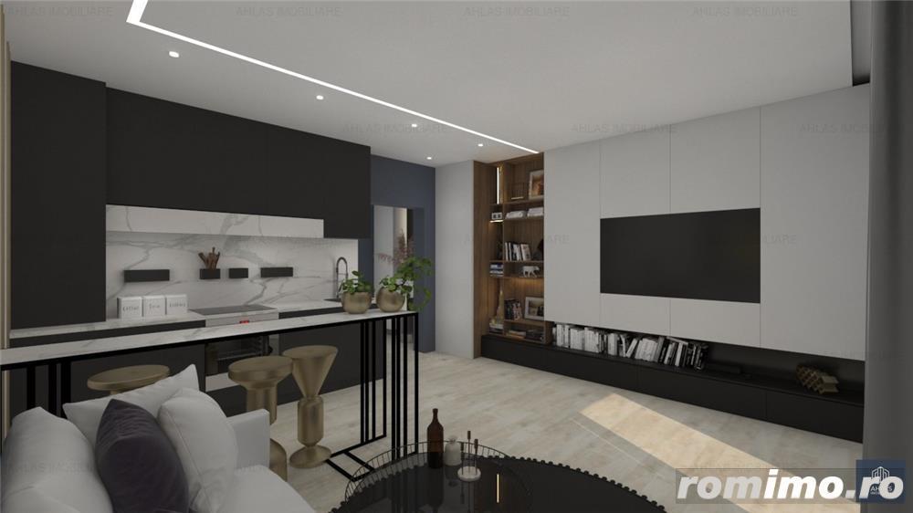 Apartamente cu 1 camera situate intr-un bloc nou, in zona Braytim