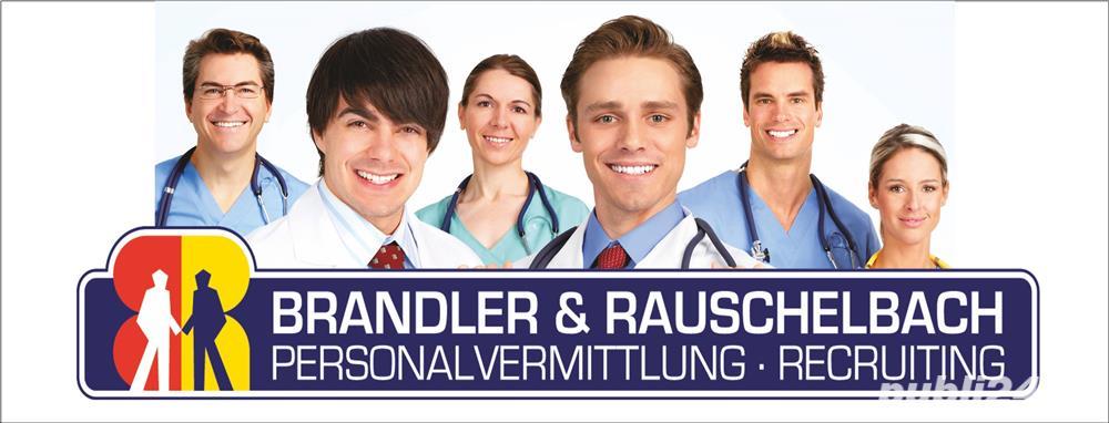 Recrutare asistenti medicali pentru strainatate/ Germania+organizare cursuri intensive de lb.germana