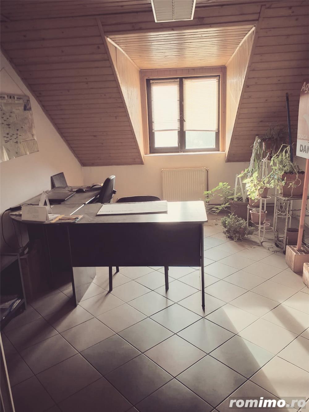 Inchiriez spatiu birou Timisoara zona Aradului Bucovina