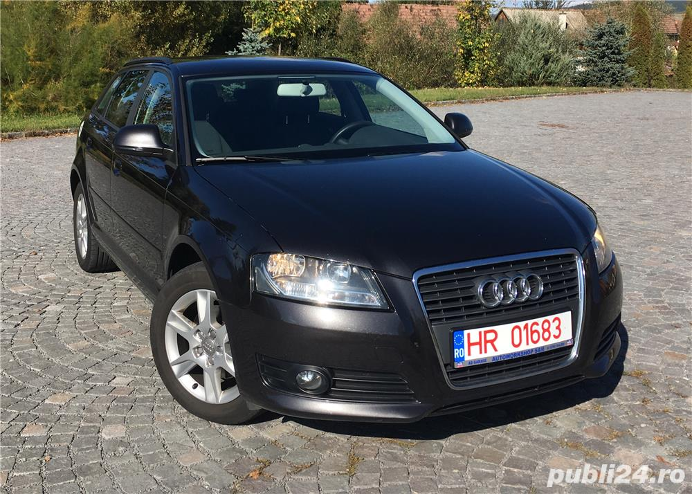 Audi A3 1.8 TFSI ,EURO 5 , 103.000 KM