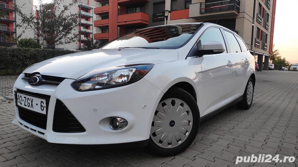 Ford Focus 1.6 tdci/titanium/2012/euro 5/navi