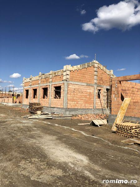 Vand casa/ case duplex in constructie, pe parter in Timisoara, pret de dezvoltator imobiliar direct