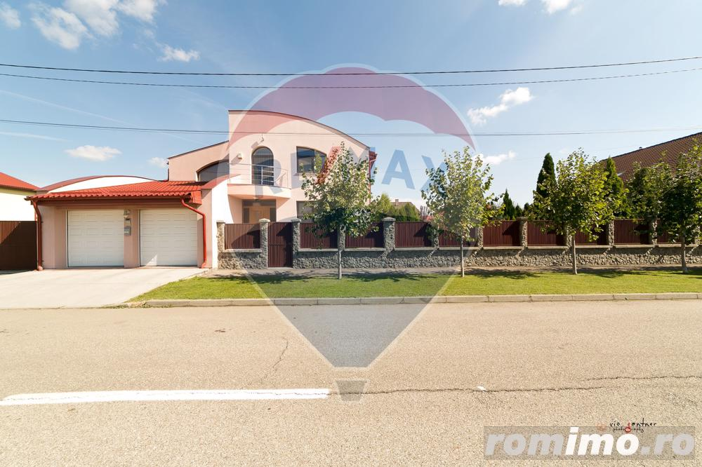 Casa chic in Aradul Nou