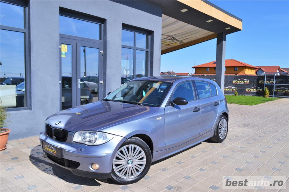 Bmw Seria 1 an:2005=avans 0 % rate fixe=aprobarea creditului in 2 ore=autohaus vindem si in rate