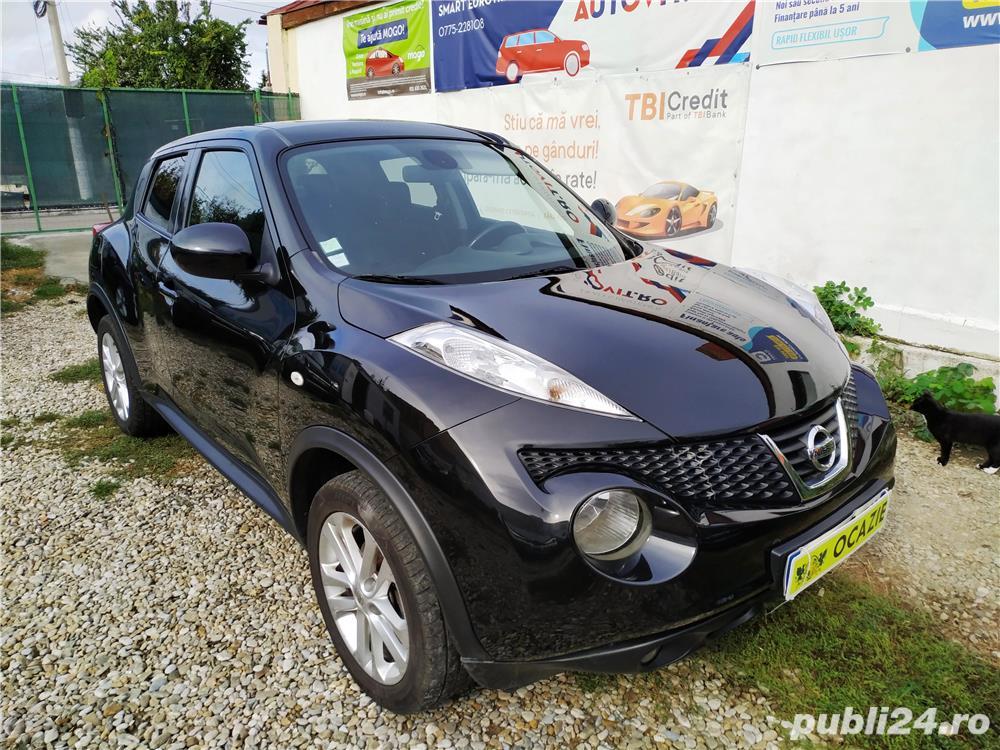 Nissan JUKE 2012 1.5dci 110cp euro5 Deezer jante gps rate parc auto. Parc auto