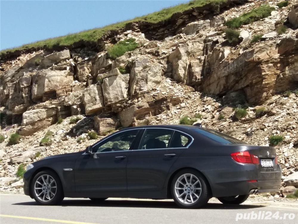 Bmw Seria 5 525/Full/Toate reviziile si service in reteaua BMW