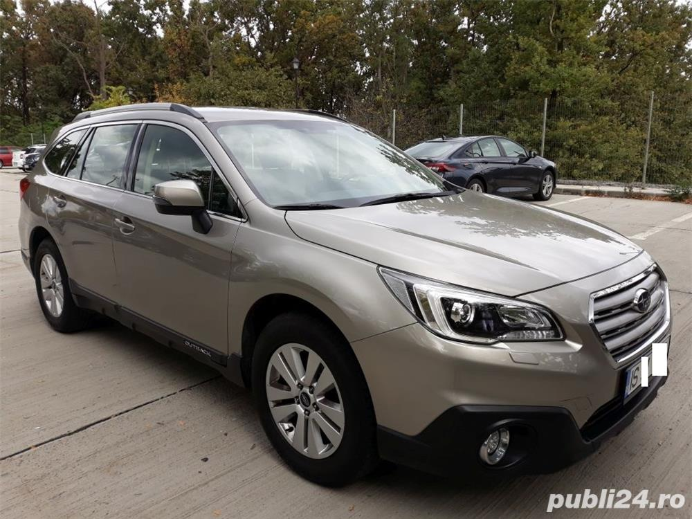 Subaru Outback, 2.0 D, 2016, EURO 6, Full LED, 4X4 - AWD (All-Wheel-Drive) !