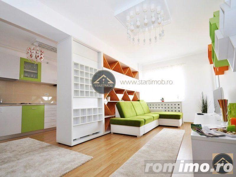 Startimob - Inchiriez apartament mobilat cu parcare Alphaville