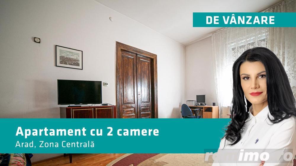 Apartament 2 camere la casă, zonă centrală