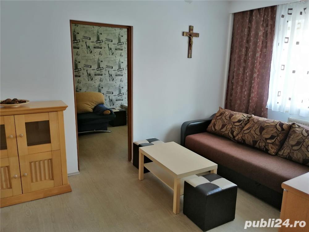Apartament mobilat / utilat in Sibiu