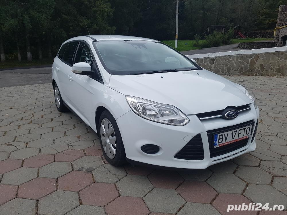 Ford Focus 3 1.6dci 116cp 2012