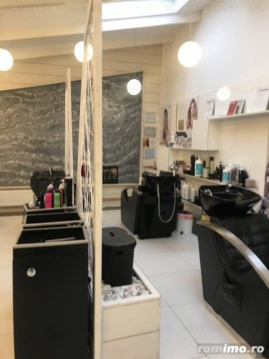 inchiriez salon coafura Cetatii 700 euro