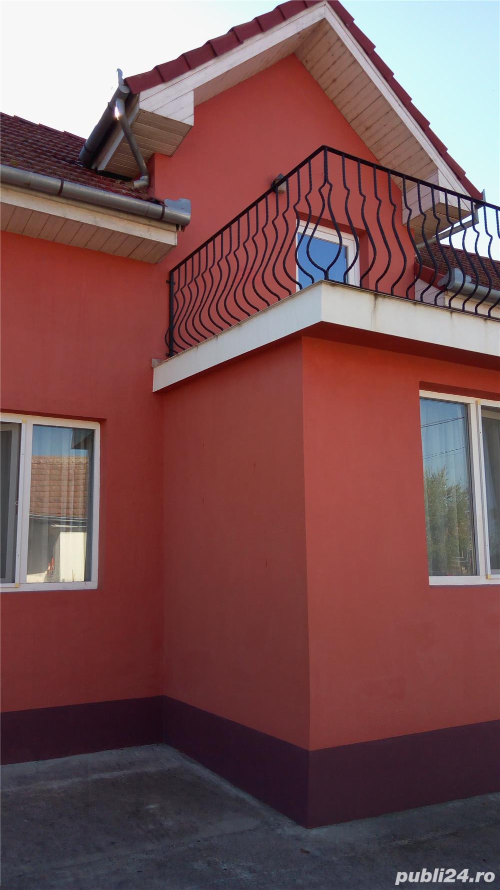 Casa de vanzare in Osorhei cu 30 arii pamant