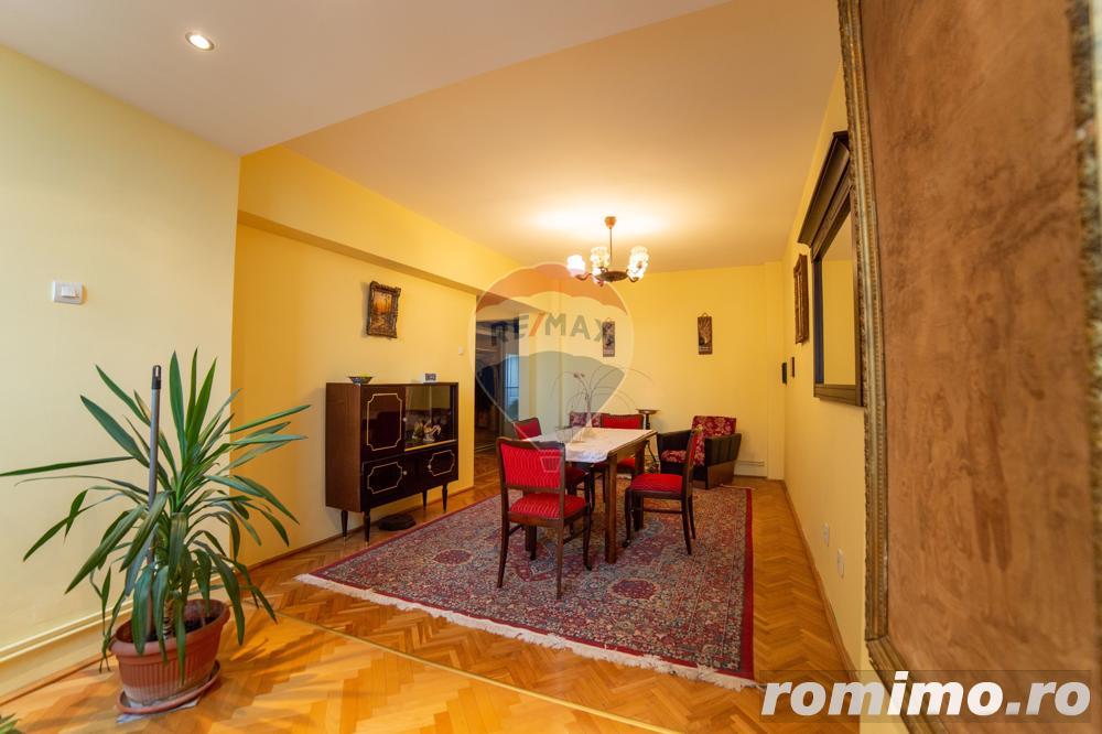 Apartament 4 camere în zona Polivalenta- Malul Muresului