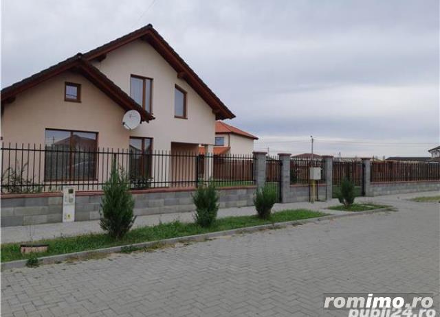 Casa individuala-Mosnita Noua