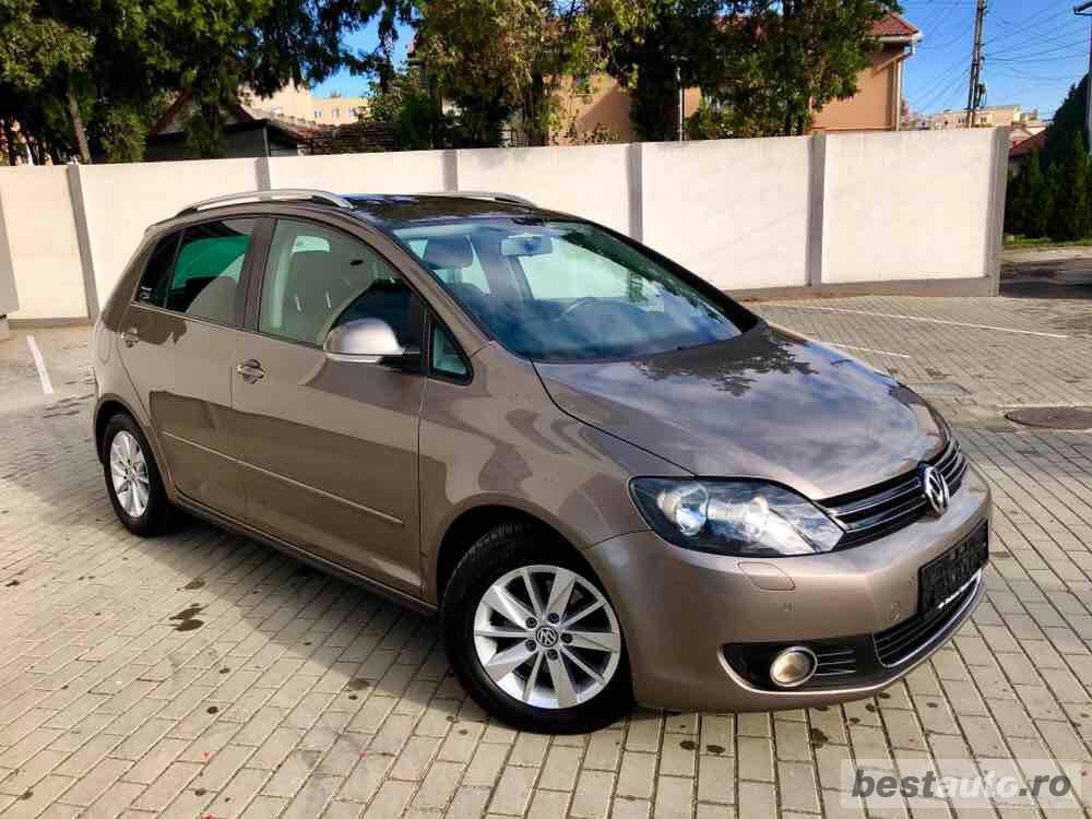Volkswagen Golf Plus 1.4 TSI 2010 HIGHLINE Import Germania  Impecabil