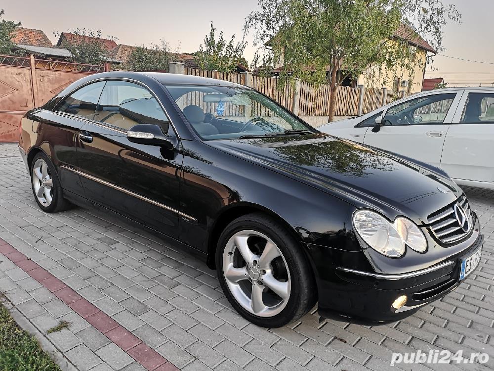 Mercedes CLK-An 2005-Facelift 1.8 Kompressor 163 cai Euro 4