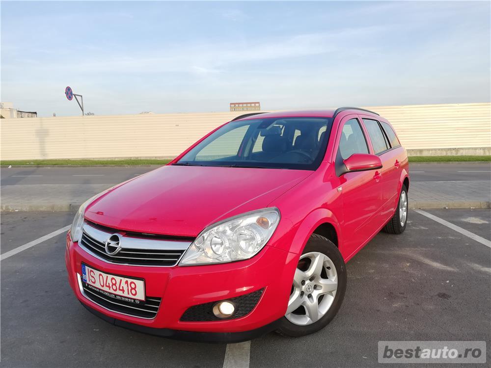 Opel Astra H 1.7CDTI 110CP 2008 Klima Pilot Automat Bluetooth Jante Cauciucuri NOI Iarna