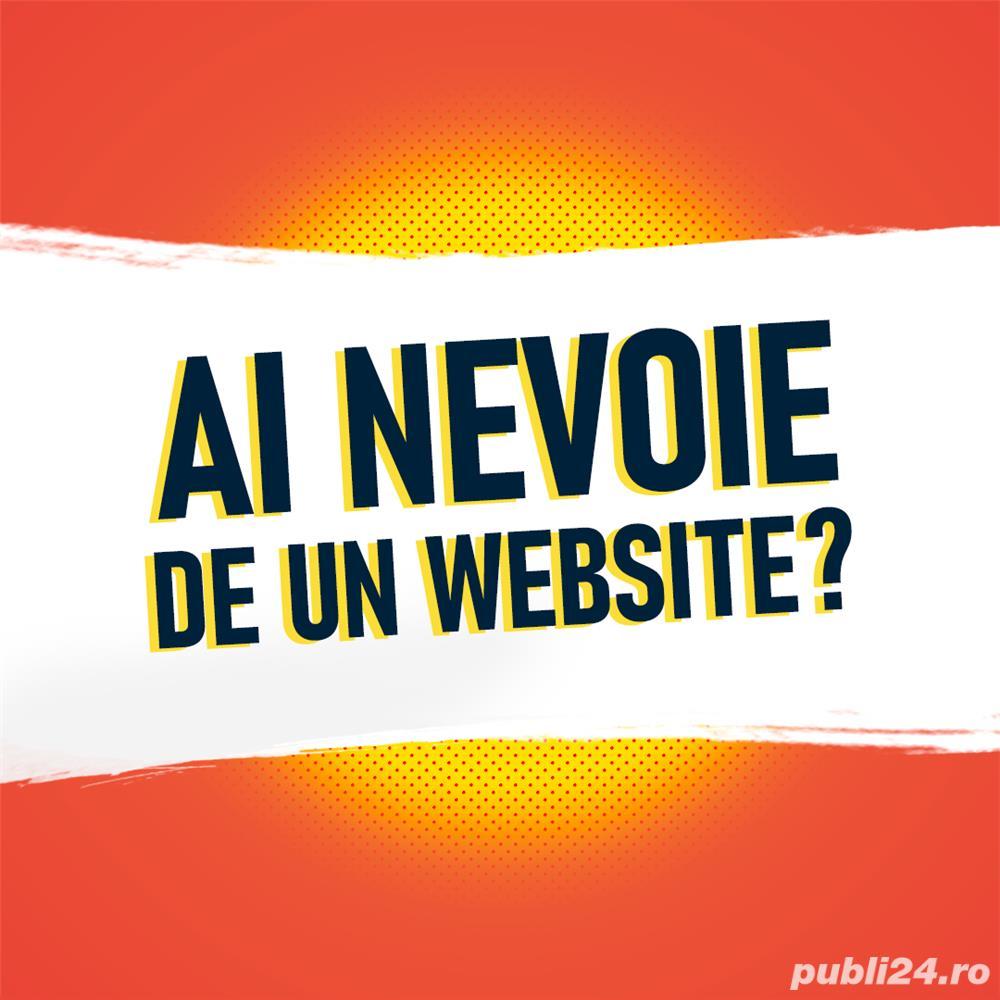 Creare Website Sibiu / Designer Grafic & Marketing