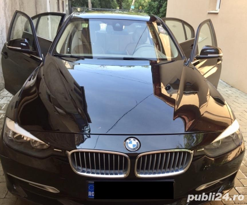 BMW F30 Modern Line Vand sau schimb cu auto 4x4