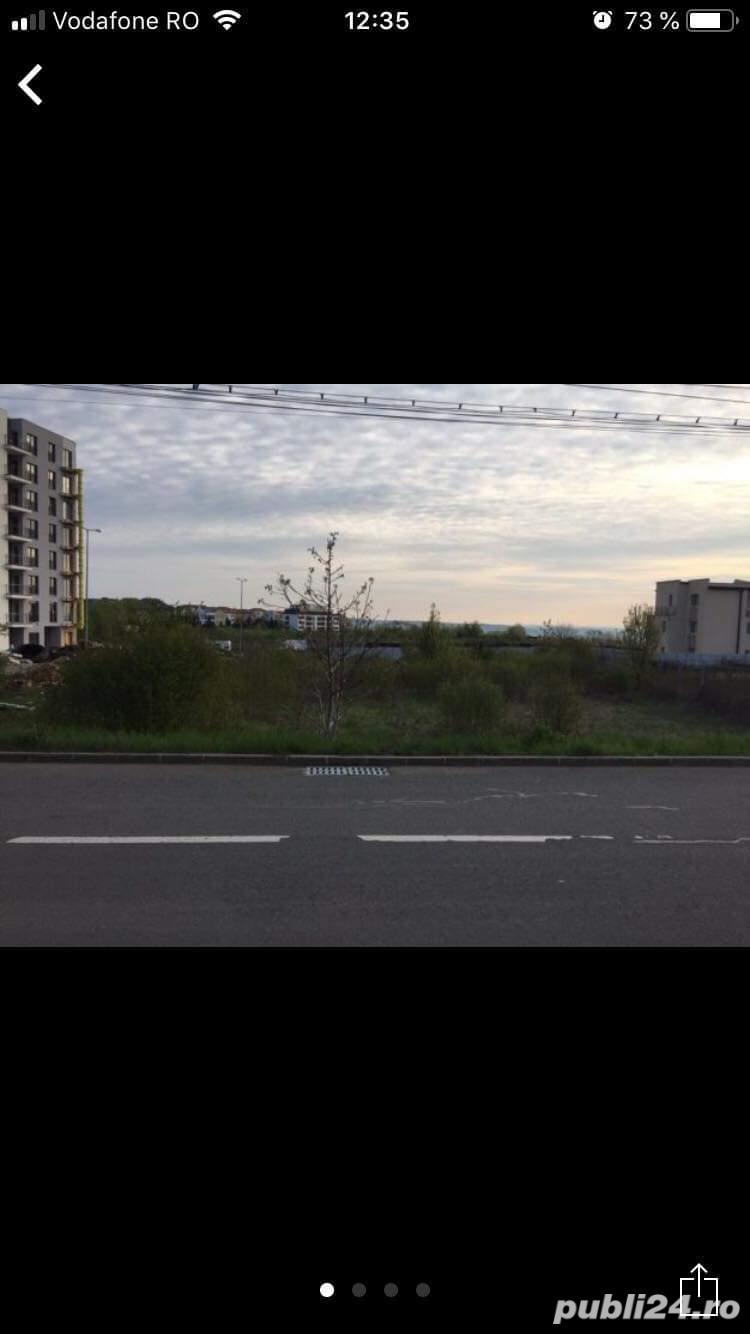 Teren 1570mp pe strada Mihai Romanul