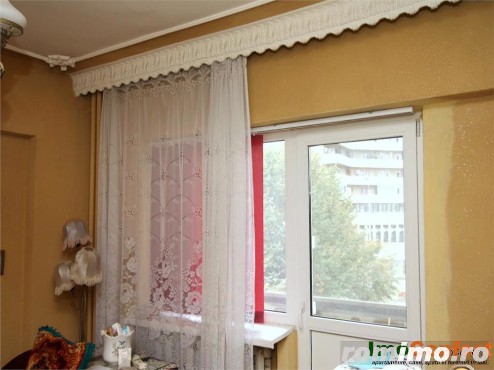 Apartament central 3 cam D 80 mp, etaj 2 - Anastasie Panu