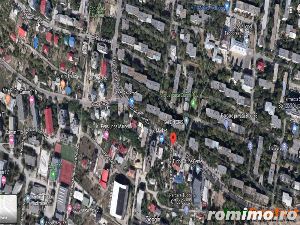 Unic pe zona Ciurchi posibilitate de investitie casa pe teren