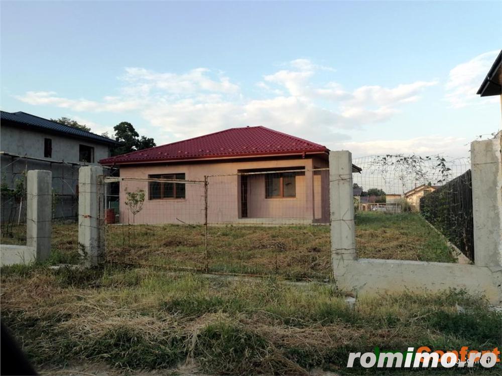 Casa noua in Valea Ursului aproape de rond, langa padure