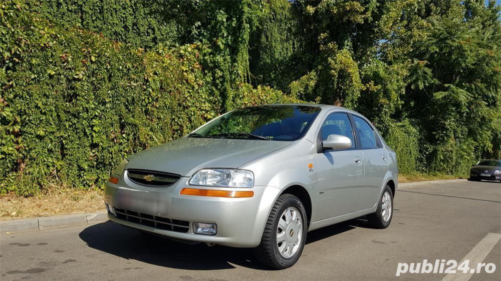 Chevrolet Kalos Euro4