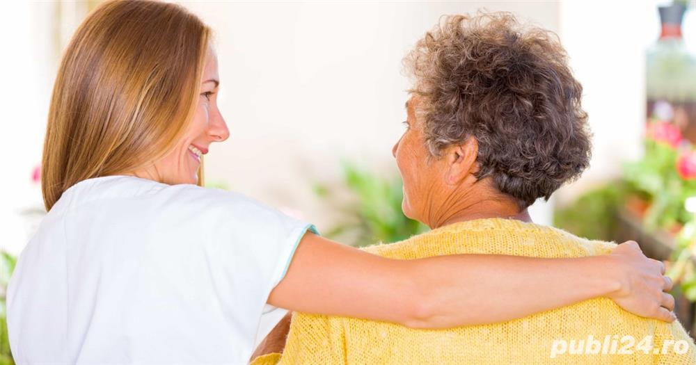 Angajam ingrijitori / ingrijitoare pentru seniori in Germania, la domiciliu