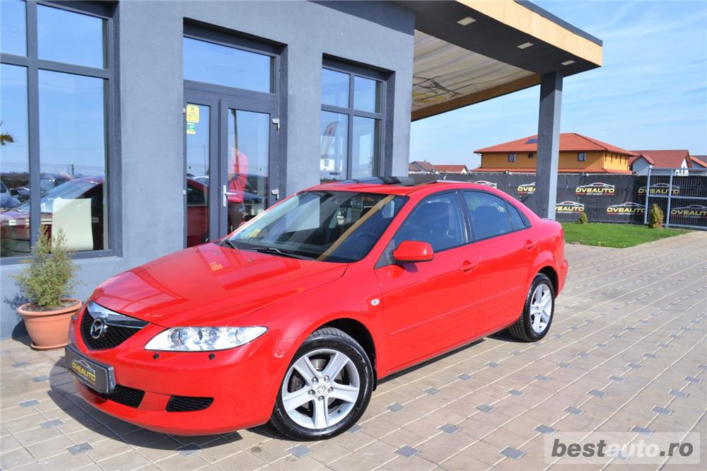 Mazda 6 an:2005=avans 0 % rate fixe=aprobarea creditului in 2 ore=autohaus vindem si in rate