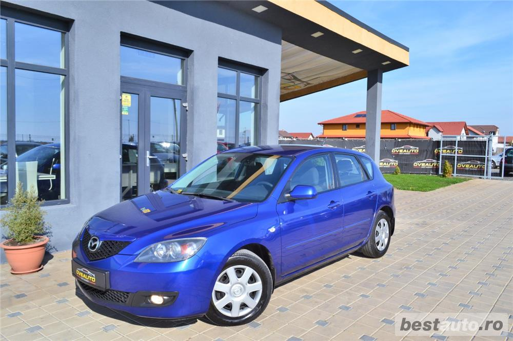 Mazda 3 an:2007=avans 0 % rate fixe=aprobarea creditului in 2 ore=autohaus vindem si in rate