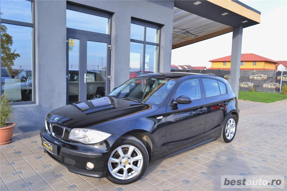 Bmw Seria 1 an:2007=avans 0 % rate fixe=aprobarea creditului in 2 ore=autohaus vindem si in rate