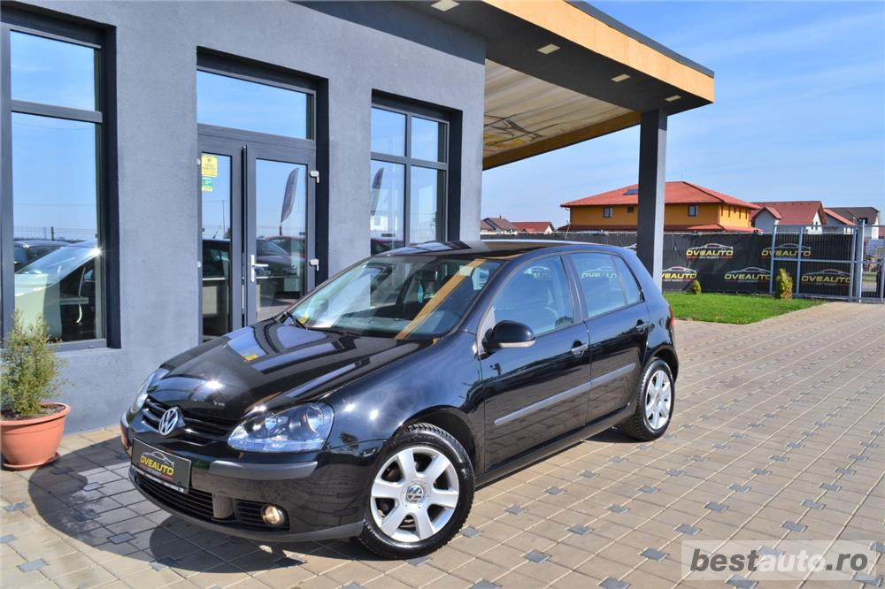 Vw Golf 5 an:2006=avans 0 % rate fixe=aprobarea creditului in 2 ore=autohaus vindem si in rate