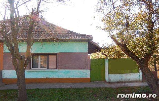 Casa 39500 euro Mosnita Noua in centru langa primarie