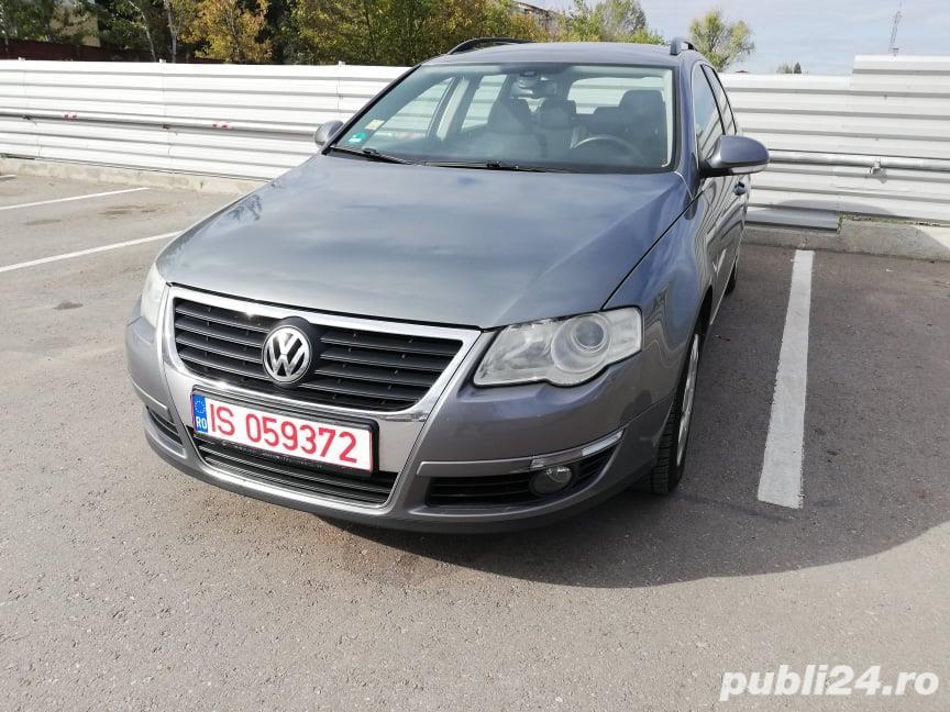 Volkswagen Passat, 2007, 2.0 TDI, 140 CP