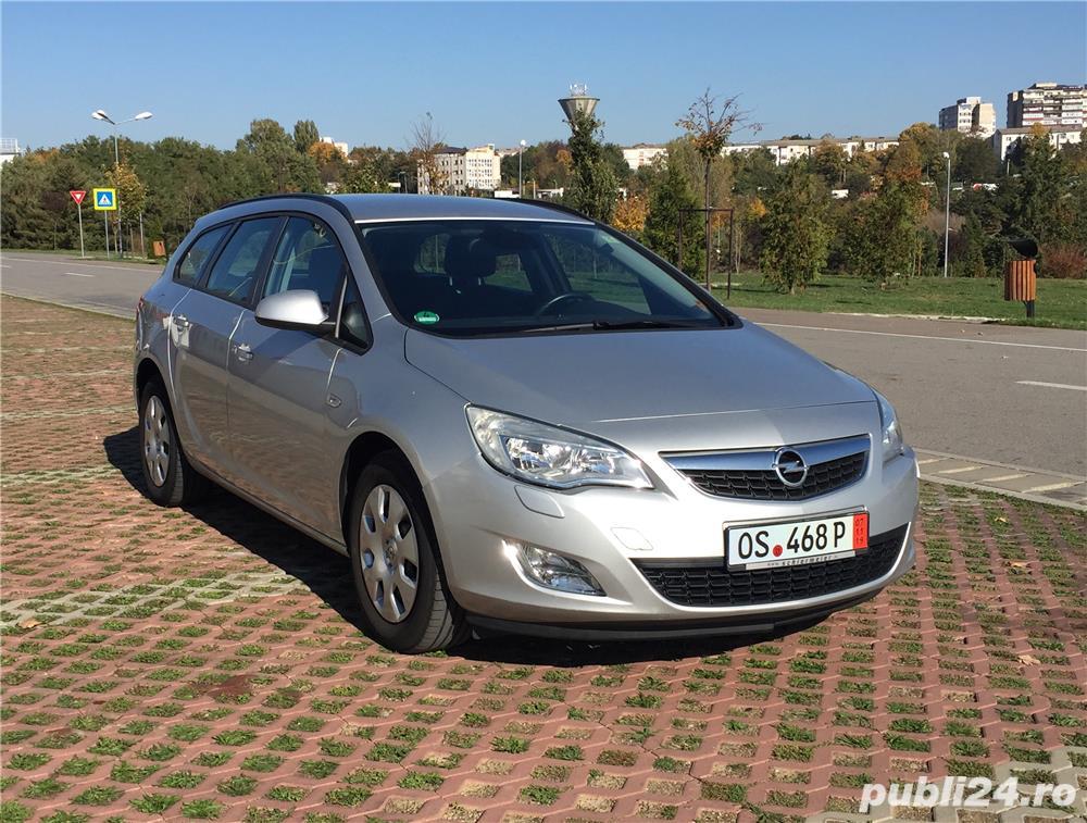 Opel Astra 1.7 CDTI 110CV 2011