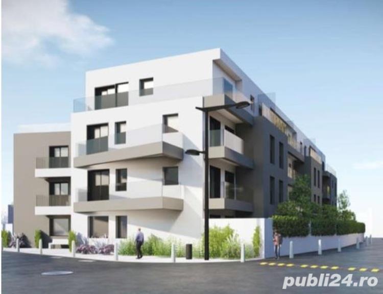 Apartament 3 camere 83 mp utili + balcon, imobil nou