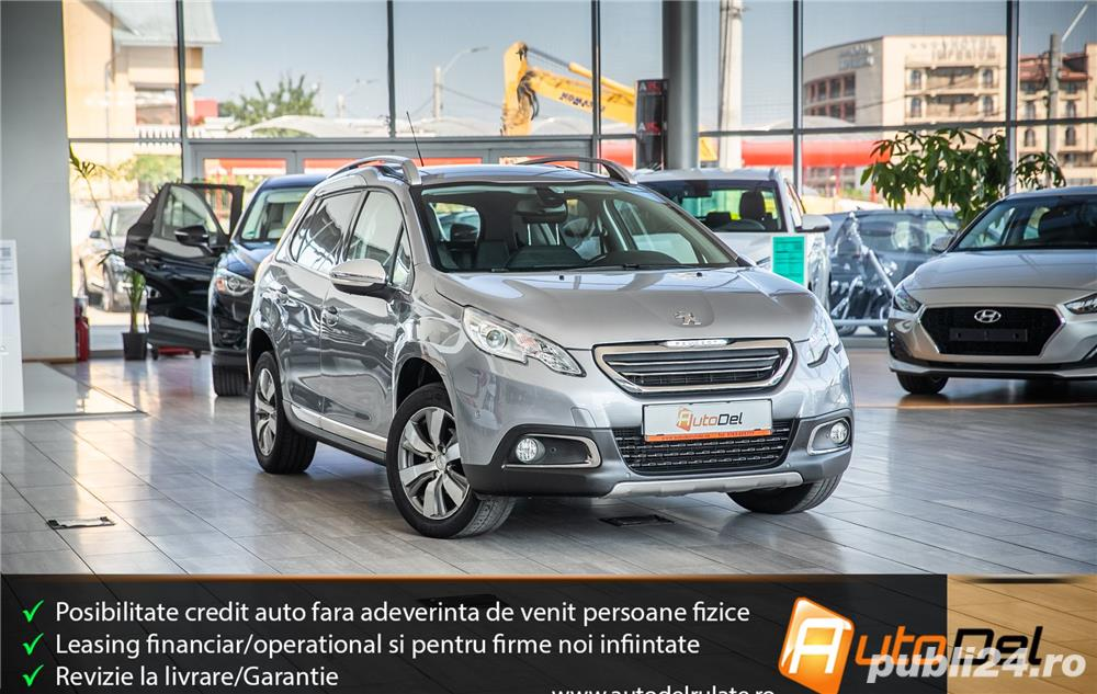 Peugeot 2008 1.6 e-HDi FAP Allure