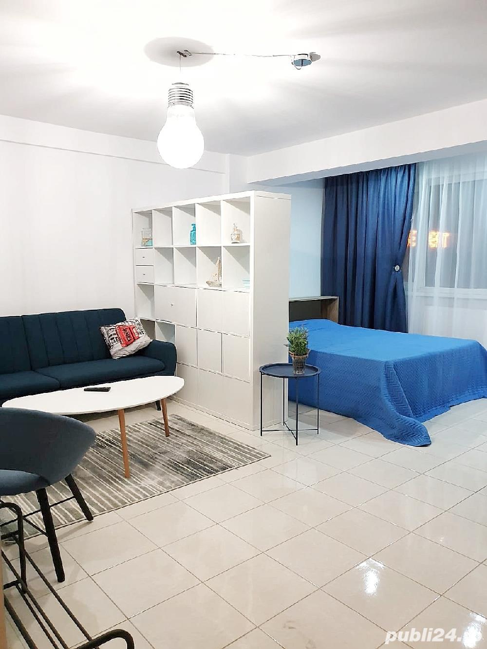 ✅ Garsoniera tip studio, zona Vivo Mall, bloc nou - ultramodern‼