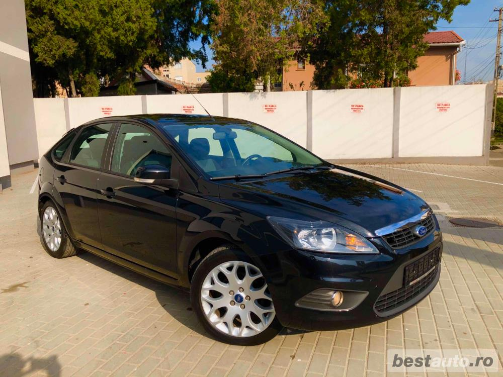 Ford Focus 2009 1.6 Benzina Import Germania Impecabila