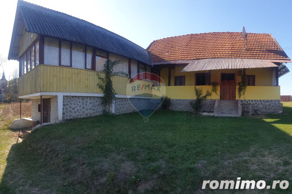 Casă / Vilă cu 2 camere de vânzare sat Leaut , Comision 0%