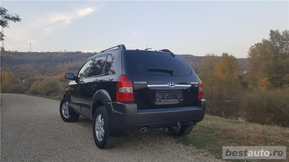 Hyundai Tucson 2.0 Crdi 140 cp. Euro 4
