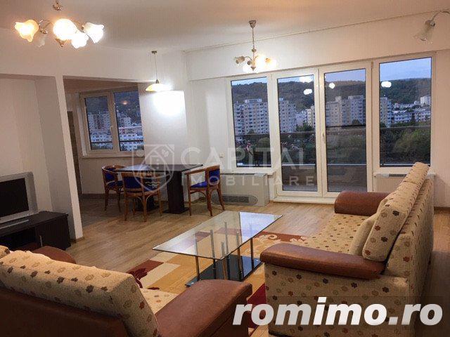 Inchiriere apartament cu 3 camere semidecomandat, Plopilor