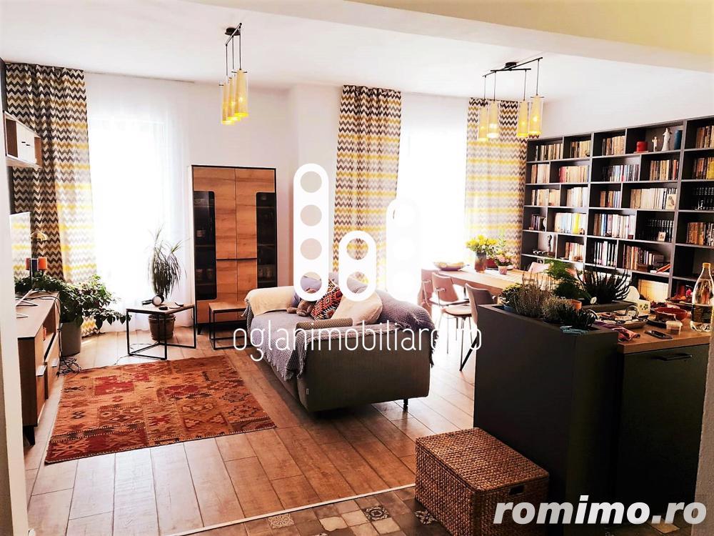 Apartament 3 cam la vila, zona Octavian Goga -Selimbar - COMISION 0%