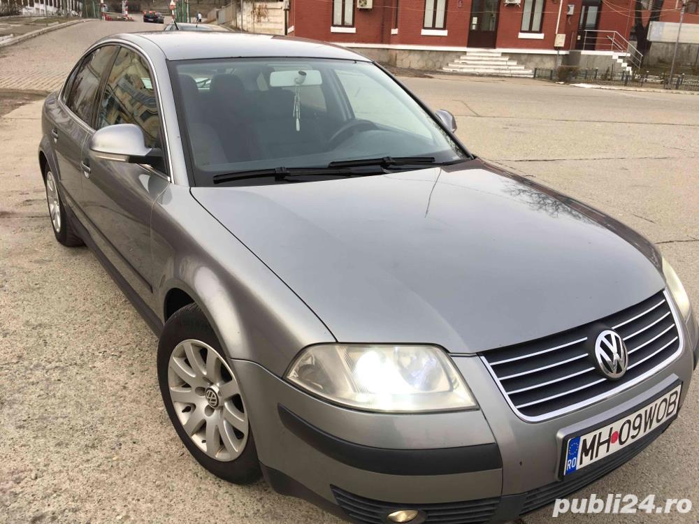 Volkswagen Passat - 1.9 TDI - 131 cp -- 2005