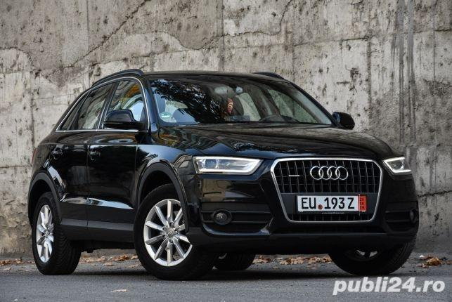 Audi Q3 QUATTRO 177CP S-TRONIC SPORT 2015 Euro 5
