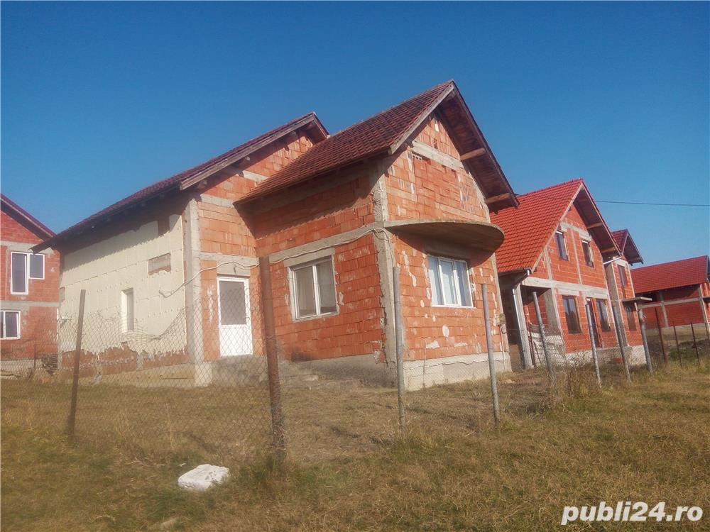 Ocazie-casa P+M, la 10 km de Oradea