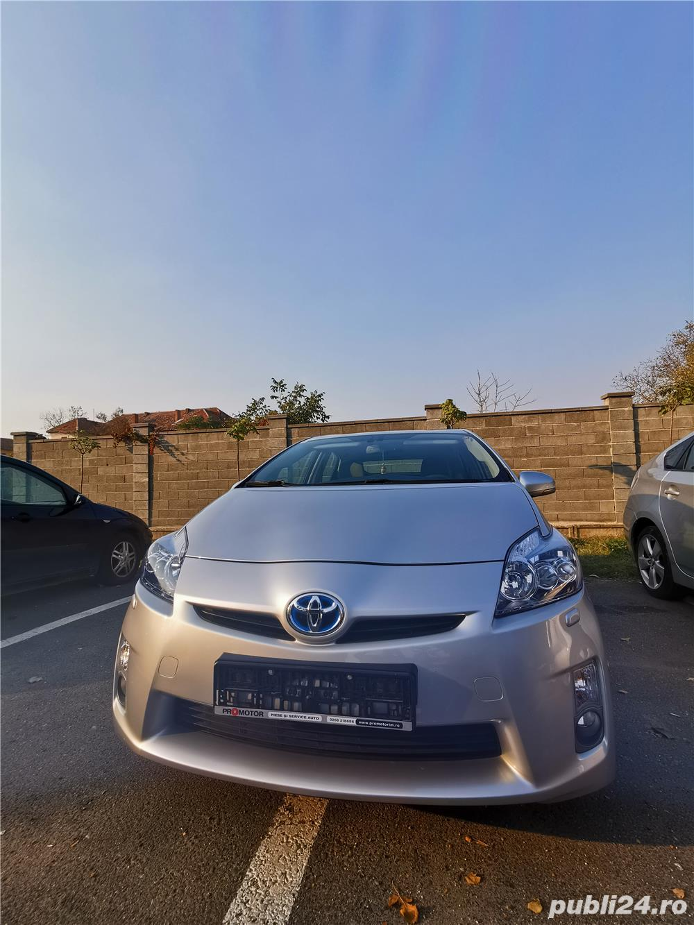 Toyota prius 3 hibrid 56000km