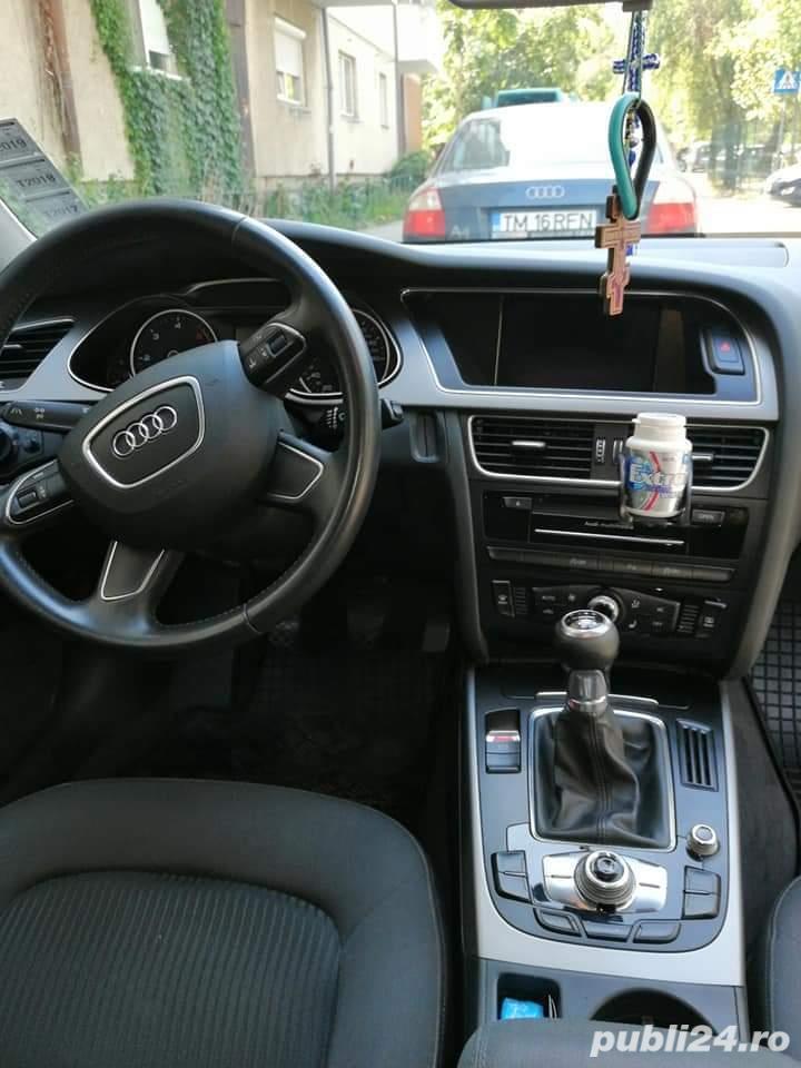 Audi A4 B8 break, 2000cmc, 150 cp